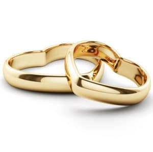 heart rings custom jewelry leander texas