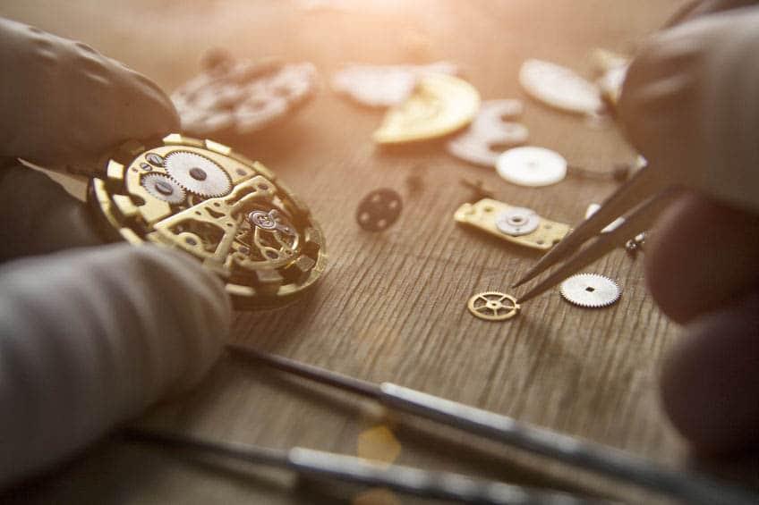 leander watch repair
