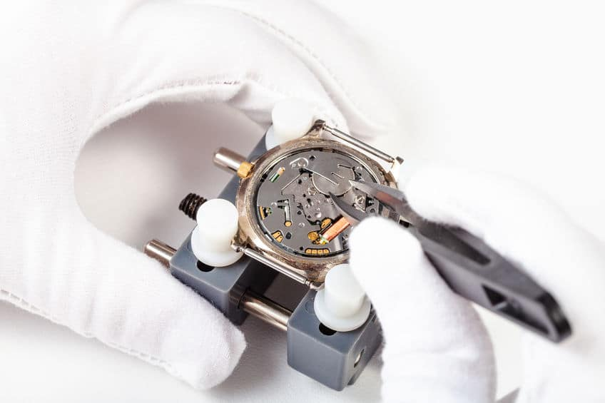 Leander Watch Battery Replacement