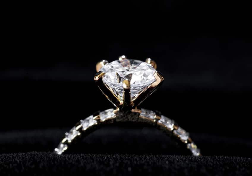 Liberty Hill Custom Engagement Ring