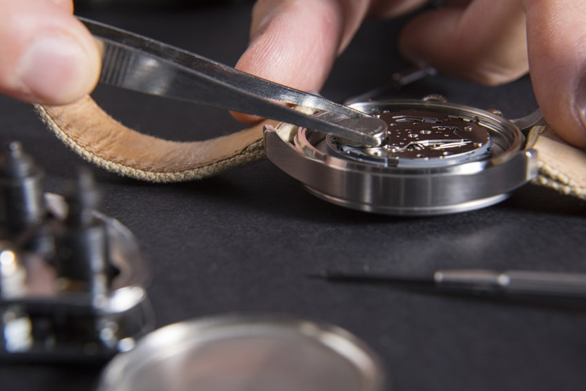 Liberty Hill Watch Repair