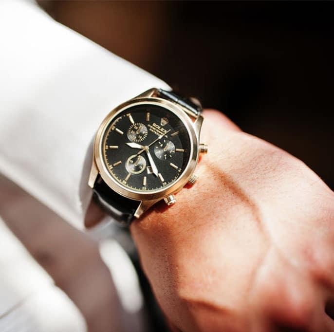 Liberty Hill watch repair company