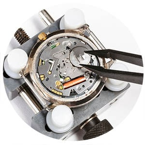 Liberty Hill watch Battery Replacement