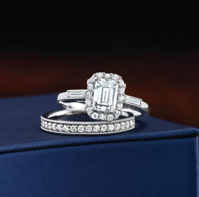 buy custom engagement ring in Cedar Park