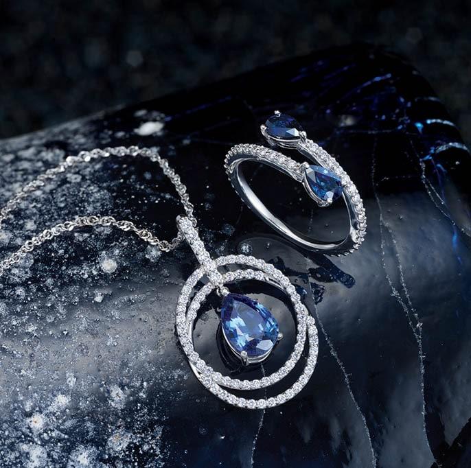 diamond necklace jewelry liberty hill texas