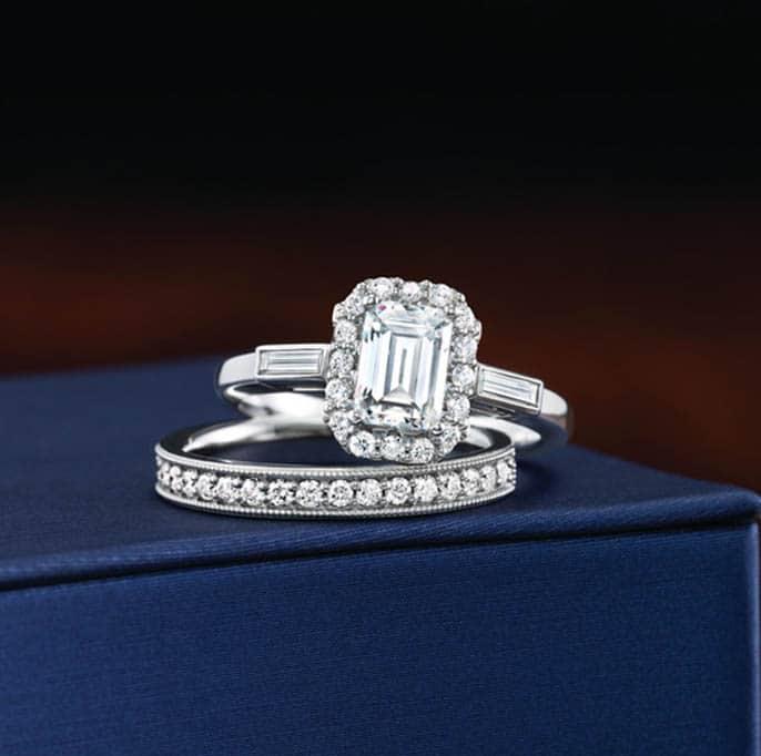 buy custom engagement ring in Georgetown